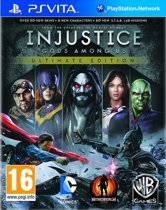 Injustice: Gods Among Us - Ultimate Edition /Vita