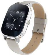 Asus Zenwatch 2 - Smartwatch - Silver/Khaki