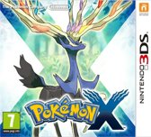 Pokemon X - 2DS + 3DS