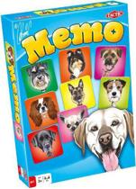 Caricature Dogs Memo - Kinderspel