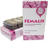 Ayurveda Care Femalis Overgang - 60 Capsules - Voedingssupplement