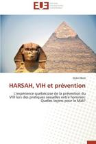 Harsah, Vih Et Pr�vention