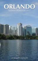 Orlando Weekly Planner 2017