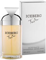 Iceberg Twice Pour Femme Edt Spray 100 ml