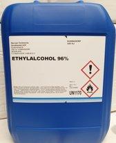 5L Ethylalcohol 96% - ethanol