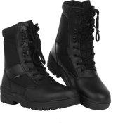 Fostex Legerlaarzen - sniper boots - Zwart maat 45