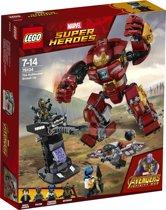 LEGO Super Heroes Het Hulkbuster Duel - 76104