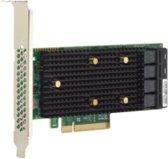 Broadcom 9400-16i interfacekaart/-adapter SAS,SATA Intern
