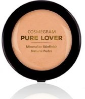 Cosmegram Pure Lover - Compact Powder Matte Nude Nr2