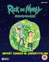 Rick and Morty Season 1-3 [Blu-ray]