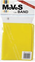 MoVeS (MSD) Band 1,5m | Light - Yellow | 10-pack
