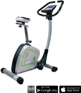 Hometrainer inSPORTline inCondi UB60i - incl. hartslagontvanger en tablethouder