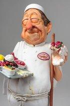 Forchino: The Baker; de Bakker: Beelden & Figuren