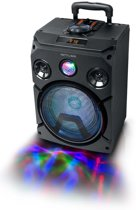 Muse M-1915 DJ - Party DJ speaker met bluetooth - zwart
