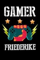 Gamer Friederike