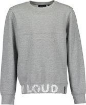 Blue Seven Jongens Sweater - grijs - Maat 140