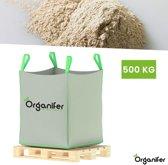 Organifer Zeoliet Organisch kleimineraal Bigbag 500Kg