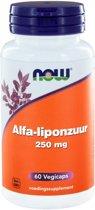 VitOrtho Now Alfaliponzuur 250 mg capsules 60 st