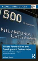 Private Foundations and Development Partnerships