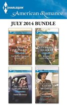 Harlequin American Romance July 2014 Bundle