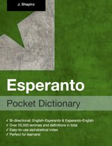 Esperanto Pocket Dictionary