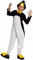 Pinguin Tux kostuum / outfit voor kinderen - dierenpak 116 (5-6 jaar)