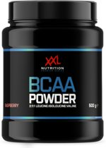 XXL Nutrition BCAA Powder - 500 gram - Tropical