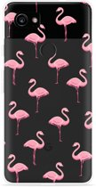 Pixel 2 XL Hoesje Flamingo