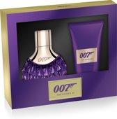 James Bond Woman III Geschenkset - Eau de Parfum 30 ml + Bodylotion 50 ml