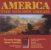 America - The Golden Dream / Pearson, St. John's Choir