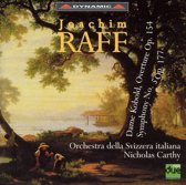 Raff: Dame Kobold: Overture Op.154;