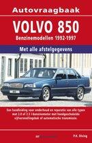Vraagbaak Volvo 850 deel Benzinemodellen 1992-1997