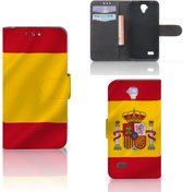 Bookstyle Case Huawei Y5 Y560 Spanje