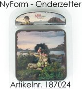 NyForm Trollen: Troll Onderzetters