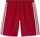 adidas T16 Short Boys - Shorts  - rood - 128