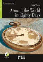 Reading & Training B1.1: Around the World in Eighty Days boek + audio-cd