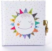 GOLDBUCH GOL-44362 TURNOWSKY dagboek HAPPY SUN met slot