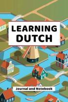 Learning Dutch Journal and Notebook