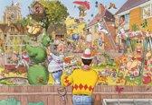 Jumbo Wasgij 6 Original puzzel Het groeit als kool 500 stukjes