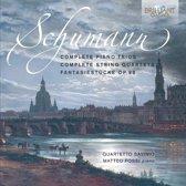 Schumann: Complete Piano Trios, Com