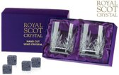 Royal Scot Crystal Presentationbox Highland de Luxe