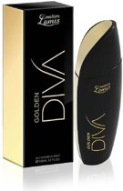 Golden Diva - Eau de Parfum for her 100ml