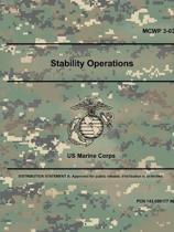 Stability Operations (McWp 3-03)