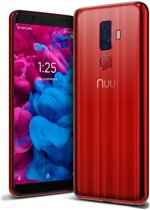 Nuu Mobile G3 - 64GB - Ruby Red