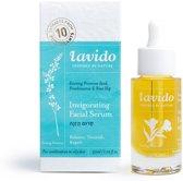 Invigorating Facial Serum – Evening Primrose Seed, Frankincense & Rose Hip (combinatin to oily skin) 30ml