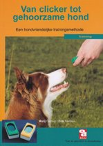 Clicker tot Gehoorzame Hond - OD Basis boek