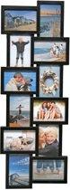 Henzo Holiday Gallery 12x - Fotolijst - Zwart