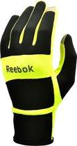 Reebok Running - Handschoenen - Thermo - Maat L - Zwart/Geel