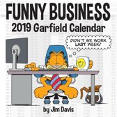 Andrews Mcmeel Publishing Kalender 2019 Garfield 30 X 30 Cm (engels)