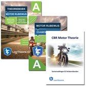 Motor Theorie Boek 2018 2019 – Motor Theorie Leren – Motor Theorie Boek Rijbewijs A met Online Theorie Examens Oefenen en Samenvatting Rijbewijs A (NIEUW!)